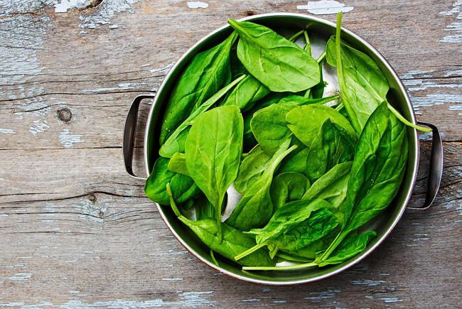 spanac Zdravo zeleno bilje