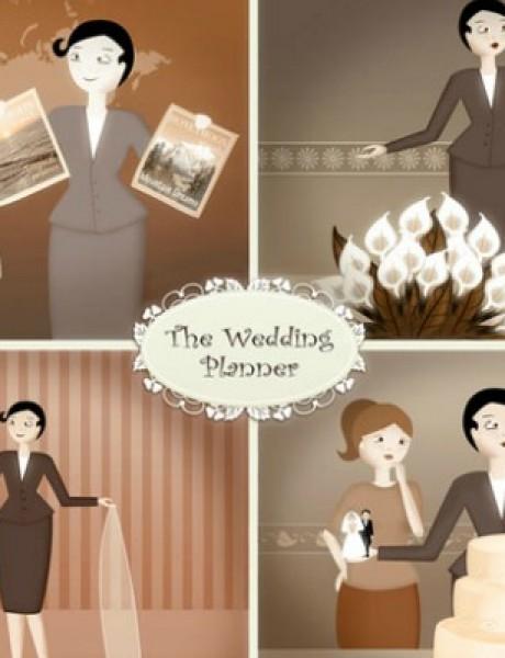 Kako da postanete organizator venčanja