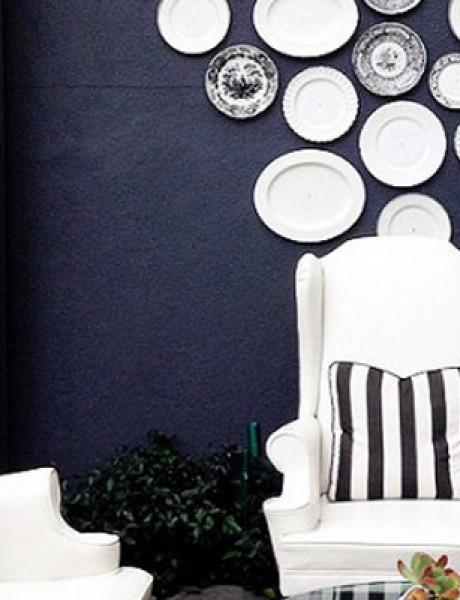 Kreativne ideje za dekoraciju zida