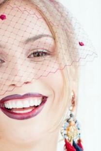 Šminka za venčanje: Ombre usne