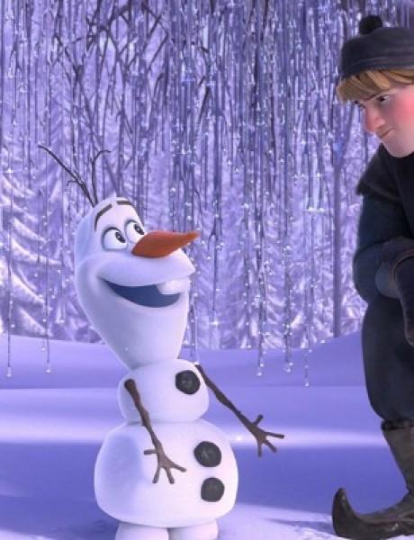 "Da li biste nosile venčanicu inspirisanu filmom ""Frozen""?"