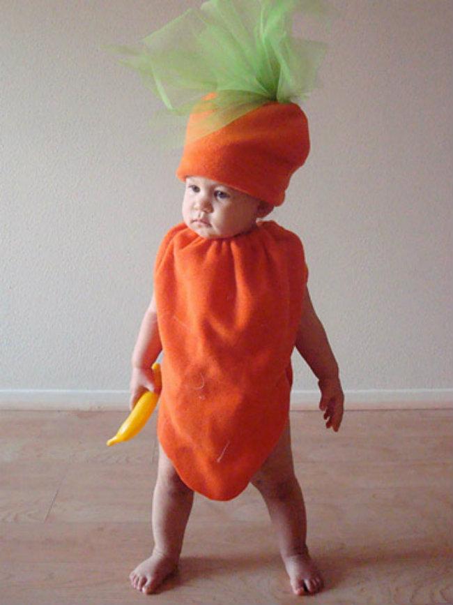 Kostimi za maskembal Bebe obučene u hranu 1 Kostimi za maskembal: Bebe obučene u hranu!