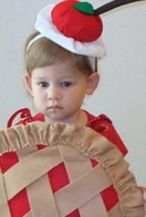 Kostimi za maskembal: Bebe obučene u hranu!
