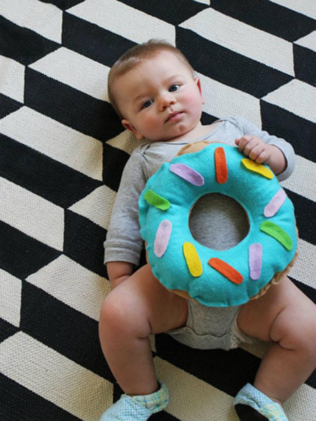 Kostimi za maskembal Bebe obučene u hranu 6 Kostimi za maskembal: Bebe obučene u hranu!