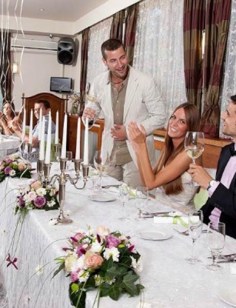 Vaše jesenje venčanje u najlepšem ambijentu restorana Kumbara