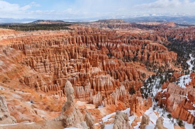 Neverovatni predeli u Americi koje moraš posetiti 6 Neverovatni predeli u Americi koje moraš posetiti