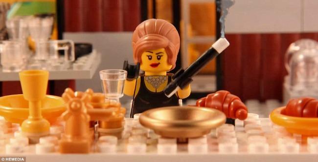 Nezaboravni filmski momenti od LEGO kockica 1 Nezaboravni filmski momenti od LEGO kockica