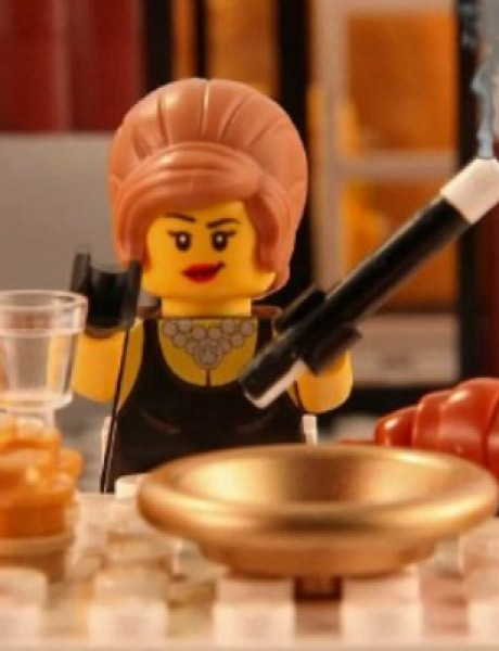 Nezaboravni filmski momenti od LEGO kockica