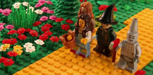 Nezaboravni filmski momenti od LEGO kockica 3 Nezaboravni filmski momenti od LEGO kockica