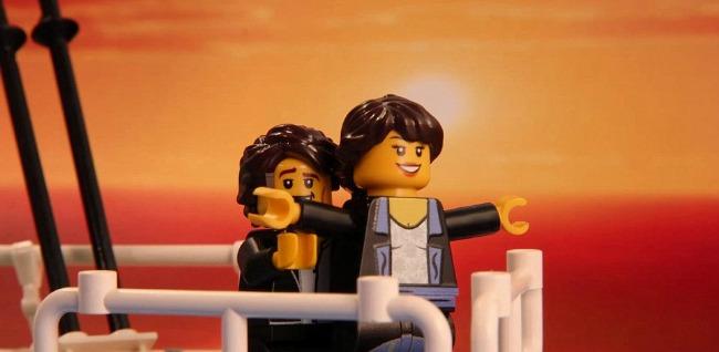 Nezaboravni filmski momenti od LEGO kockica 6 Nezaboravni filmski momenti od LEGO kockica