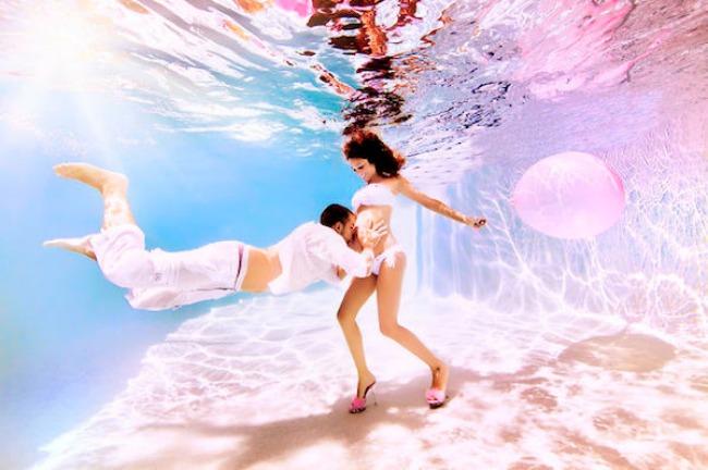 Podvodne fotografije trudnica 5 Podvodne fotografije trudnica