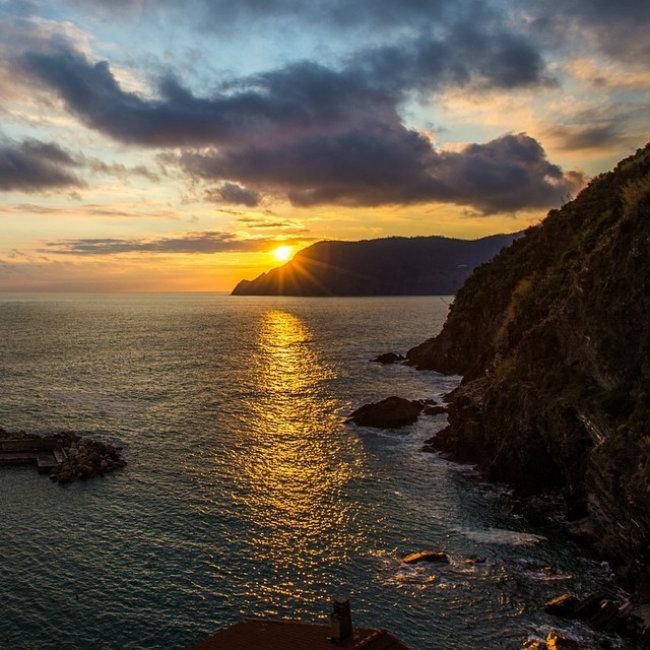 Romantični zalazak sunca 2 Najlepše fotografije: Romantični zalazak sunca