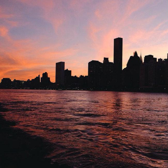 Romantični zalazak sunca 6 Najlepše fotografije: Romantični zalazak sunca