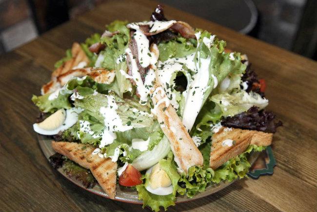 cezar salata Najčešće greške u pravljenju obrok salata