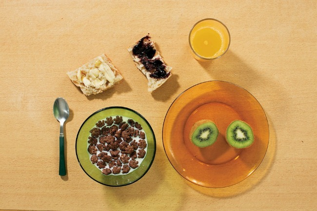 dorucak sirom sveta 15 Šta deca širom sveta jedu za doručak