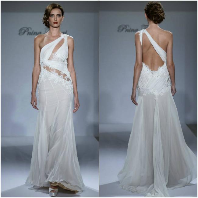 haljine za vencanje seksi i elegantne vencanice pnina tornai Haljine za venčanje: Seksi i elegantne venčanice