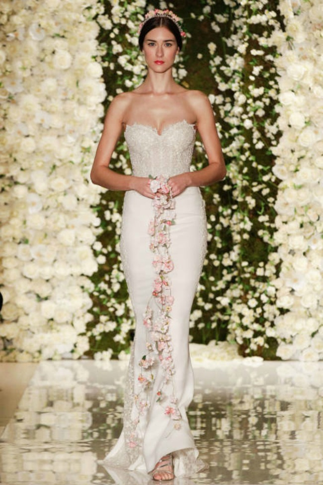 haljine za vencanje seksi i elegantne vencanice reem acra Haljine za venčanje: Seksi i elegantne venčanice