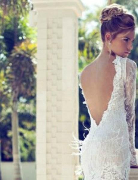 Haljine za venčanje: Venčanice sa dugim rukavima