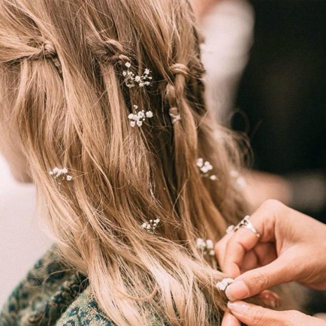 inspiracija za vencanje najlepse frizure sa nedelje mode u njujorku cvetici Inspiracija za venčanje: Najlepše frizure sa Nedelje mode u Njujorku
