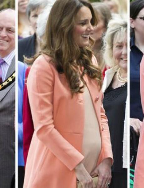 Kejt Midlton: Najelegantnija trudnica na svetu