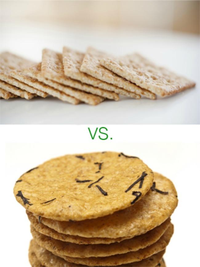 krekeri1 Izaberite zdravije predjelo