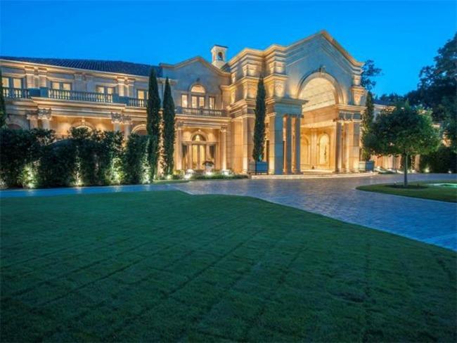 kuca77 Prodata najskuplja kuća u Hjustonu