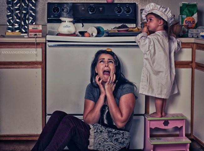 mama22 Materinstvo u šest slika: Pogledajte kako to izgleda
