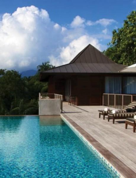 Medeni mesec: Veličanstveni hoteli na Sejšelima