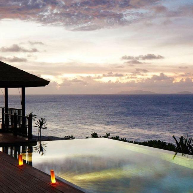 medeni mesec velicanstveni hoteli na sejselima fregate island private Medeni mesec: Veličanstveni hoteli na Sejšelima