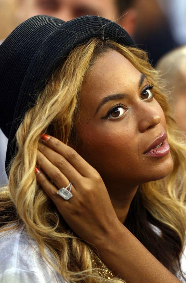 najlepse verenicko prstenje poznatih lepotica bijonse Najlepše vereničko prstenje poznatih lepotica