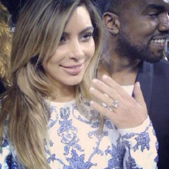 najlepse verenicko prstenje poznatih lepotica kim kardasijan Najlepše vereničko prstenje poznatih lepotica