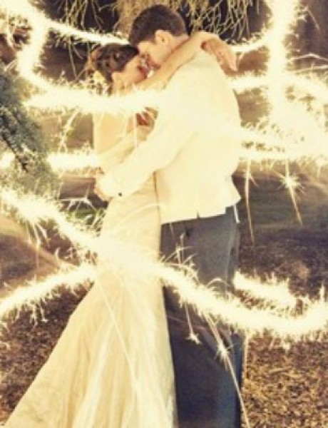 Najromantičnije poze za venčanu fotografiju