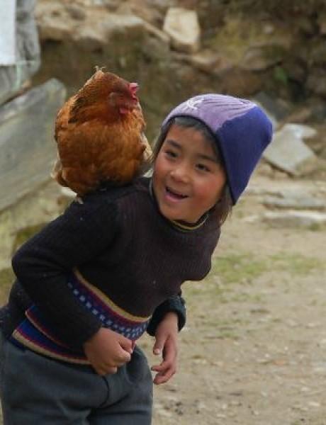 Top 10 fotografija najsrećnijih momenata u detinjstvu