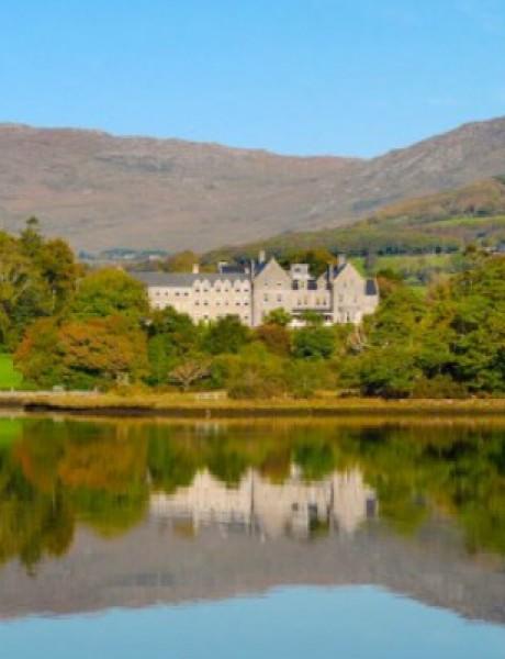 """Park Hotel Kenmare"": Osetite pravi duh Irske"