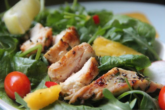 proteinska salata Najčešće greške u pravljenju obrok salata