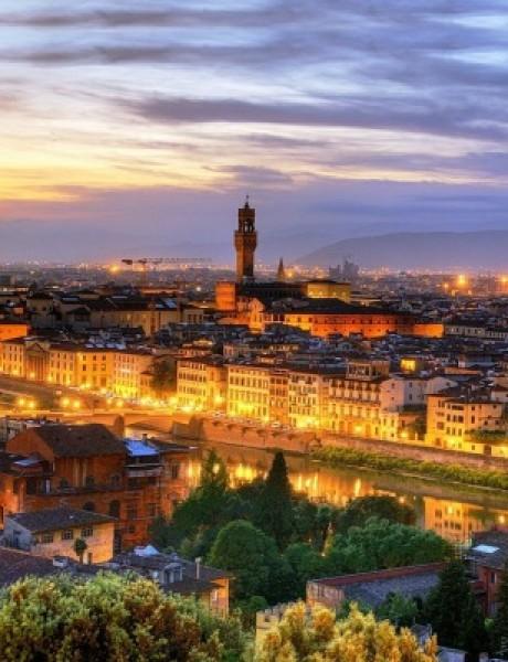 Romantične destinacije: Firenca