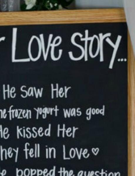 Romantične ideje za vaše venčanje