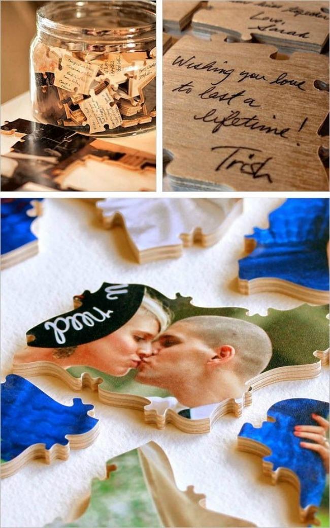 romanticne ideje za vase vencanje puzle Romantične ideje za vaše venčanje
