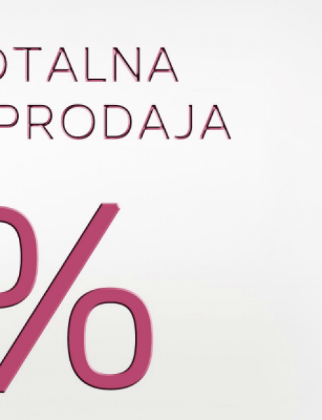 Belgrade Workshop: Totalna rasprodaja – popusti do 70%
