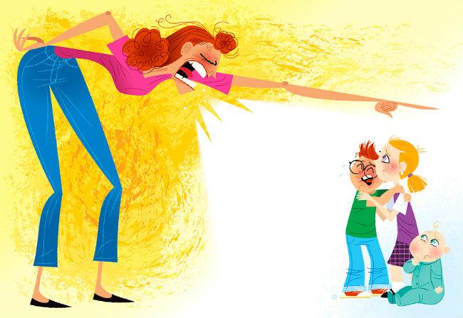 vaspitanje dece 2 Zašto vika nije dobar vaspitni metod