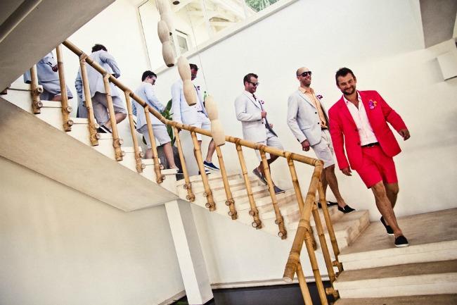 vencanje kad momci poziraju 9 Venčanje: Kad momci poziraju