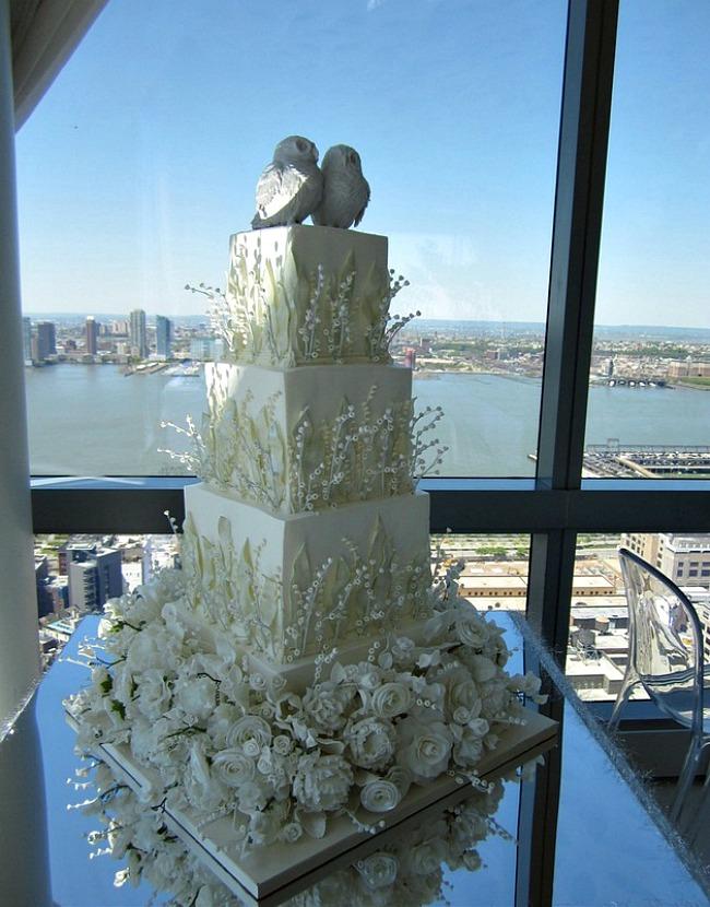 04 Torta Bela elegancija Savršene torte za tematska venčanja