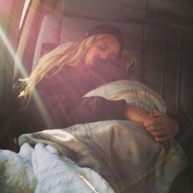 Beyoncé Blue Ivy Porodične fotografije poznatih na Instagramu