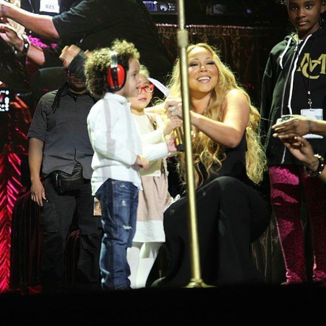Mariah Carey Porodične fotografije poznatih na Instagramu