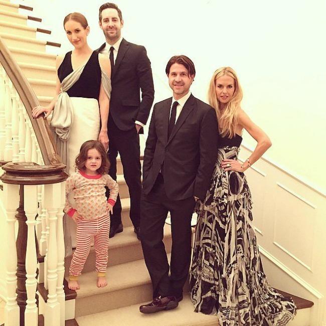 Rachel Zoe Porodične fotografije poznatih na Instagramu