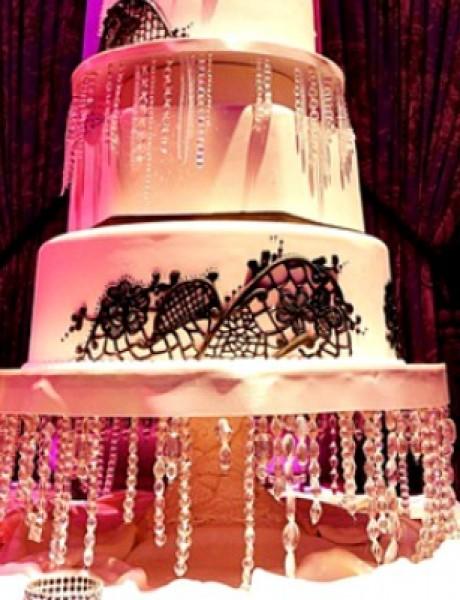 Savršene torte za tematska venčanja