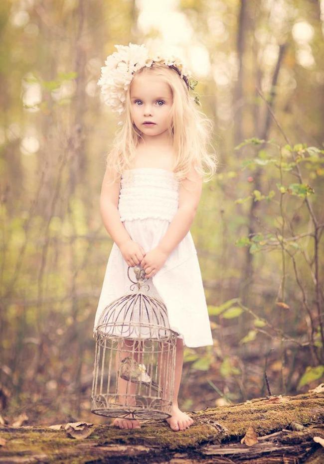 devojčica1 Lekcije o lepoti kojima bi trebalo da naučite svoju ćerku
