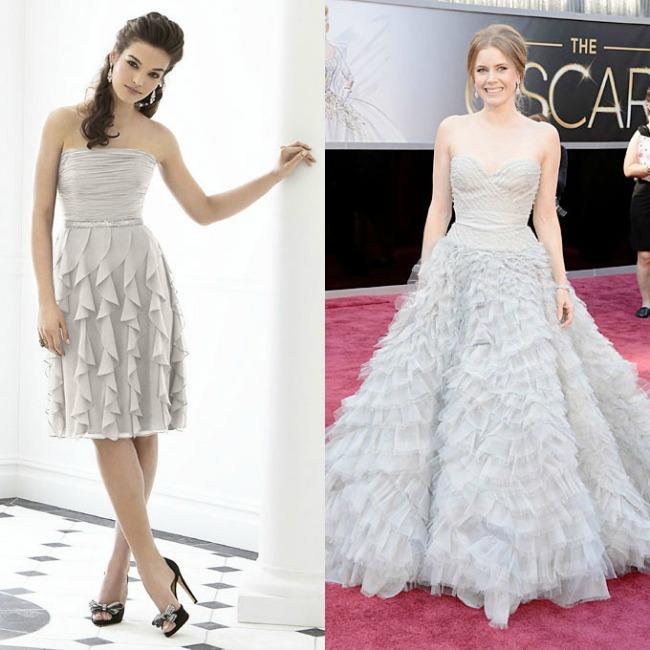 haljine za kume inspirisane haljinama poznatih ejmi adams Haljine za kume inspirisane haljinama poznatih