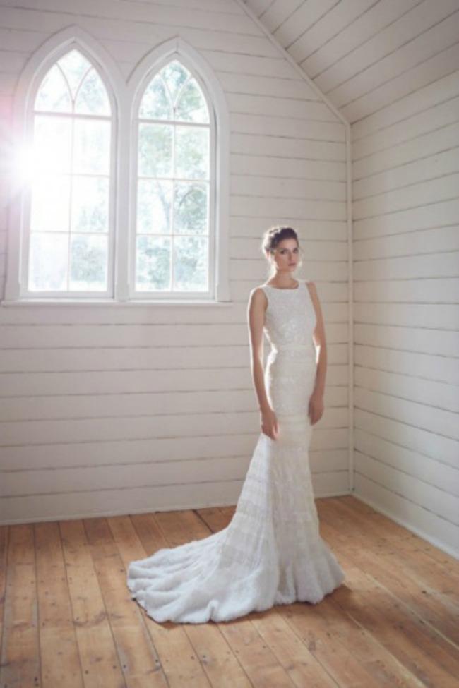haljine za vencanje halter vencanice 4 Haljine za venčanje: Halter venčanice