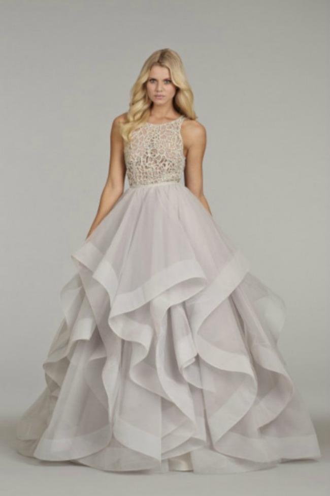 haljine za vencanje halter vencanice 6 Haljine za venčanje: Halter venčanice